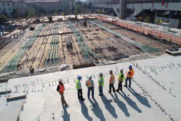 L'ouverture de chantier